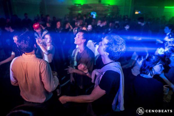 Soiree de pré-lancement du festival Cenobeats à Gembloux. photo:jean-Louis Wertz